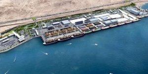 Türkmenbaşı Limanı yıl sonunda hizmette