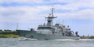 Rumlar İsrail'den açık deniz gözetleme gemisi aldı