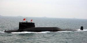 Çin'in yeni denizaltısı testlerden tam not aldı