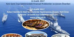 """''Gemi Mühendisliği Haftası17"""" etkinlikleri"""