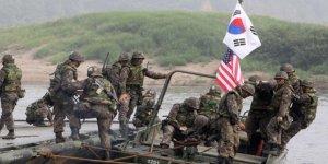 G. Kore, ABD ve Japonya Kim'e karşı harekete geçti