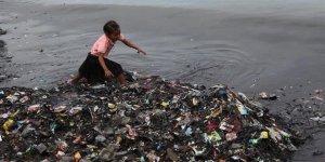 Okyanuslardaki çöp adası Türkiye'den daha büyük
