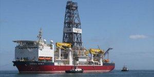 İlk sondaj gemimiz Deepsea Metro-2 yola çıktı