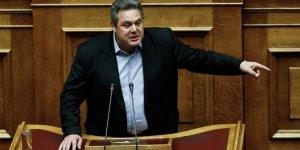 Yunan bakandan '18 ada' yanıtı: Gel de al