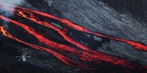 Dev magma kabarcığı yeryüzüne ilerliyor!