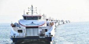 İzmirlilerin yüzde 83'ü deniz ulaşımından memnun