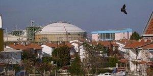 Marmara Ereğlisi'ne yeni bir LPG depolama alanı