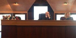 DTO'da kayıt dışı toplantı