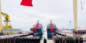 'TCG AKIN' Deniz Kuvvetleri'nin hizmetinde