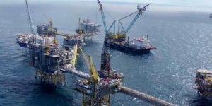 Saipem 12000 sondaj platformu deniz dibine ulaştı