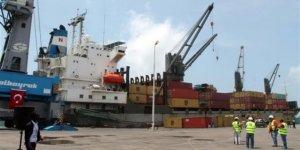 Mogadişu Limanı derinleştiriliyor