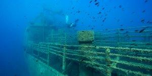 Çeşme'de su altı antik kenti kurulacak