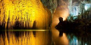 Dünyanın en ilginç 9 mağarası
