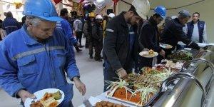 Sefine Shipyard çalışanları yeni yılı birlikte kutladı