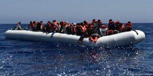 Akdeniz'de yine göçmen faciası: 25 ölü