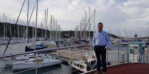 Teos Marina Boat Show'ları önemsiyor