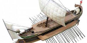 3. Antiochos'un altın başlı 50 gemisi aranacak