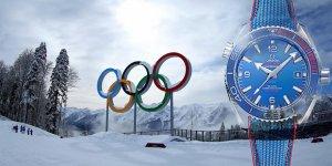 Kış Olimpiyatlarına özel tasarım saat dikkat çekiyor