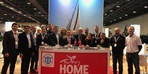Deniz Ticaret Odası Londra Boat Show'da