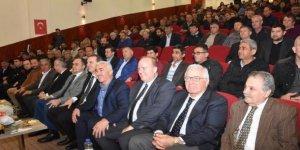 DTO başkan adayları Antalya'da buluştu