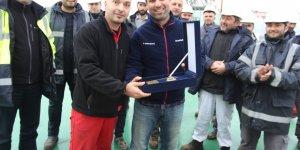 Sefine Shipyard'ın yeni gurur kaynağı 'UN Marmara'