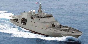 "''Amiral AndreasYoannidis"" RMMO'ya teslim edildi"