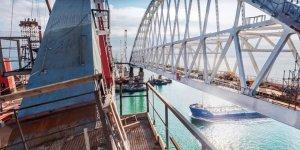 """""""Kırım Köprüsü"""" tehlikeli yüklere"""" kapalı olacak"""