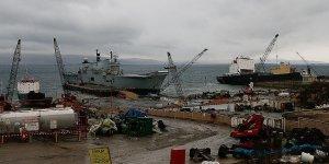 Aliağa'da geçen yıl 189 gemi söküldü