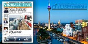 VIRAMARITIME'ın Düsseldorf çıkarması