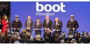 Boot Düsseldorf'ta 46 firmayla Türk çıkarması