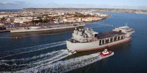 ABD'nin en yeni deniz üssü şubatta teslim