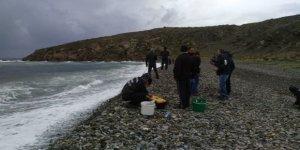 Fırtınada balık kafesinden 20 ton levrek kaçtı