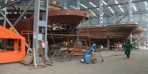 Yeniçam Tersanesi 1 yıllık gemi inşa kotasını yakaladı