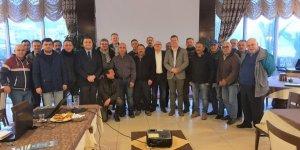 Balıkçılar, AB'de balıkçılık konusunda bilgilendirildi