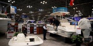 New York Tekne Fuarı 113. kez kapılarını açtı