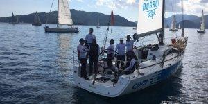 Palamut Group ve CPM Yazılım orta noktayı denizde buldu