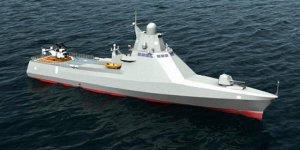Rus gemi inşası tam yol ileri