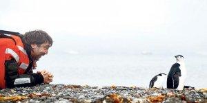 Oscarlı oyuncu Javier Bardem Antarktika elçisi oldu