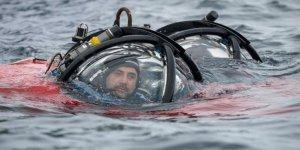 Greenpeace için okyanusun en dibine indi