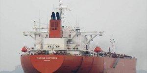 Gine Körfezi'nde petrol yüklü tanker kayboldu