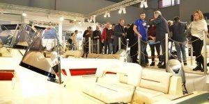 Antalyalı denizciler İstanbul'da Boat Show'da