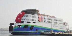 Cemre Tersanesi'nden İngiltere'ye 35 milyon euroluk feribot