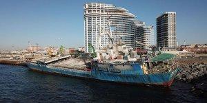 İstanbul sahilleri hayalet gemi çöplüğü oldu
