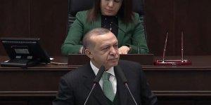 Erdoğan'dan Yunanistan'a Kardak ve Kıbrıs uyarısı