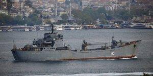 'Boğaz'da tehlikeli manevra' iddiasına yalanlama