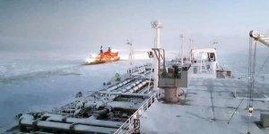 Şirketler eriyen buzulları fırsata çeviriyor