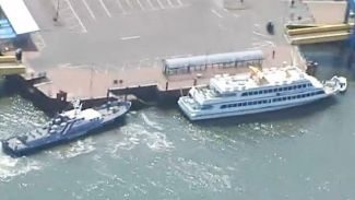 Almanya'da gemi kazası: 5 ölü