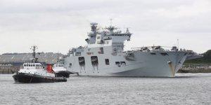 HMS Ocean, Brezilya'ya 117 milyon dolara satıldı
