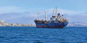 Kıyılarımızda kaderine terkedilen gemiler