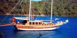 Guletlere 'İlkel Yapılı Ahşap Gemi' düzenlemesi